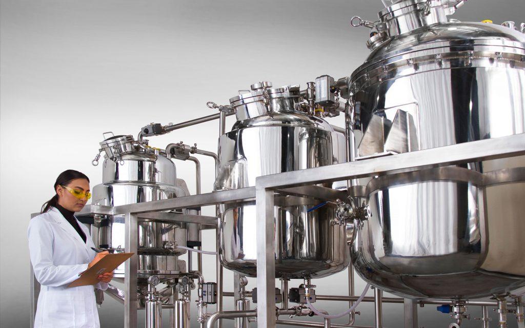 Hur extraheras CBD olja?